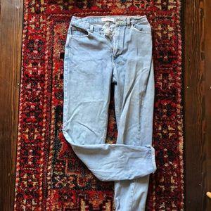 OG American Apparel mom jeans 🌼